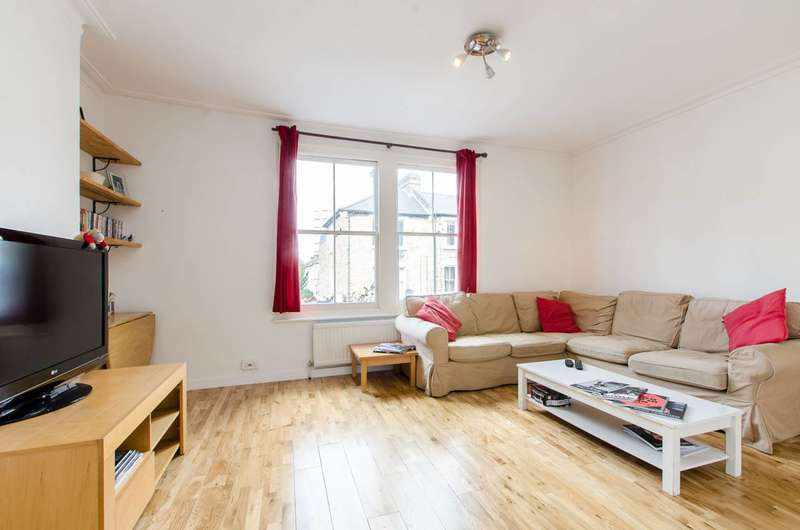 1 Bedroom Flat for sale in Landor Road, Clapham North, SW9