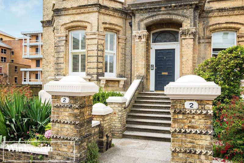 2 Bedrooms Flat for sale in Second Avenue, Hove, BN3