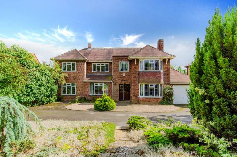4 Bedrooms Detached House for sale in Manthorpe Road, Grantham, Lincs, NG31