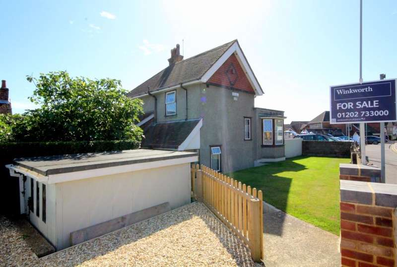 3 Bedrooms Detached House for sale in Bournemouth Road, Lower Parkstone, Poole, BH14