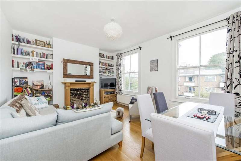 2 Bedrooms Flat for sale in Jeffreys Road, London