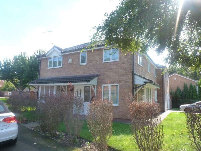 5 Bedrooms Detached House for sale in Lapwing Close, Liverpool, Merseyside, L12