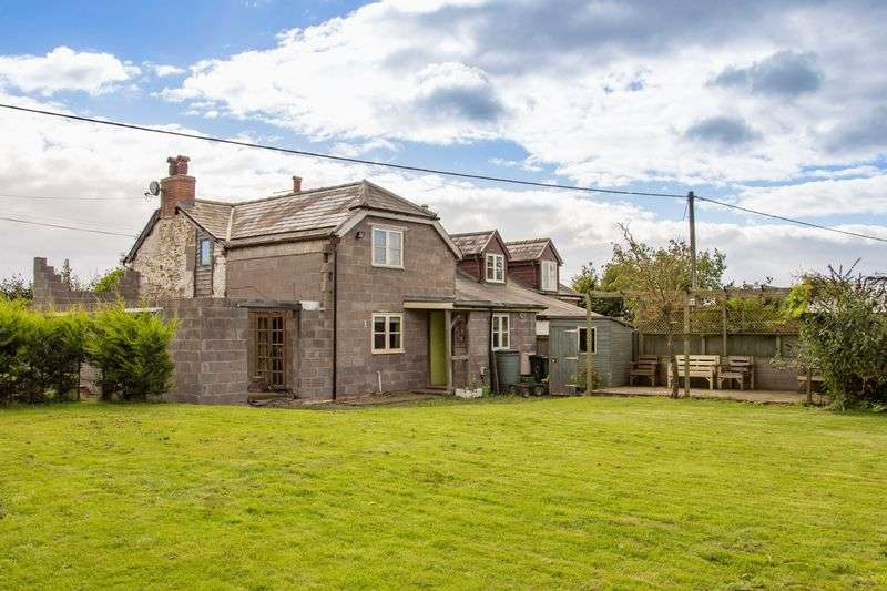 2 Bedrooms Semi Detached House for sale in Docklow, Herefordshire, HR6 0SL