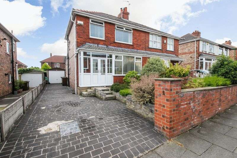3 Bedrooms Semi Detached House for sale in City Road, Wigan