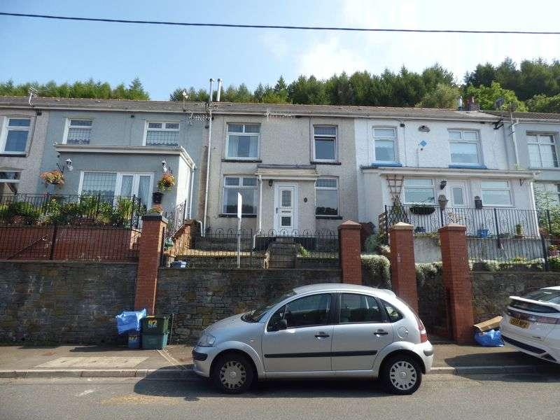 2 Bedrooms Terraced House for sale in Mount Pleasant, Merthyr Tydfil