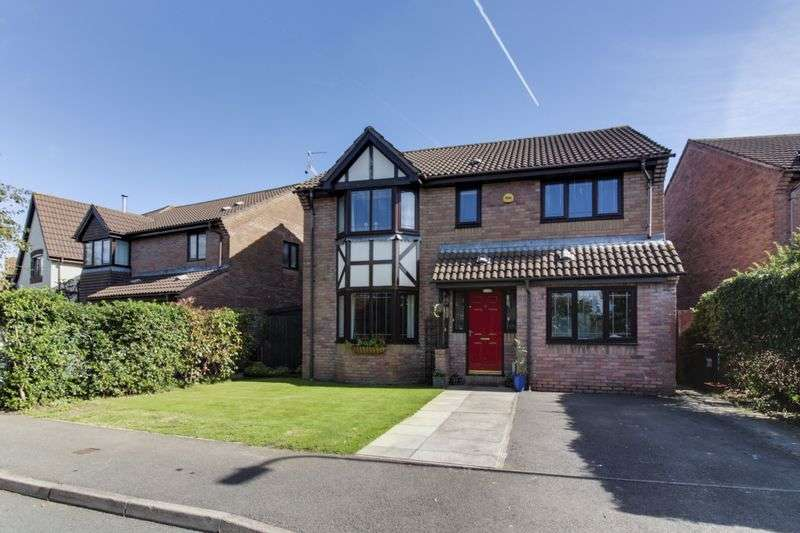 4 Bedrooms Detached House for sale in The Meadows, Cardiff