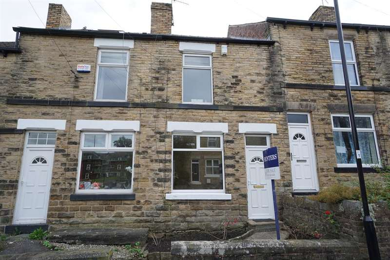 3 Bedrooms Terraced House for sale in Bute Street, Crookes, Sheffield, S10 1UP