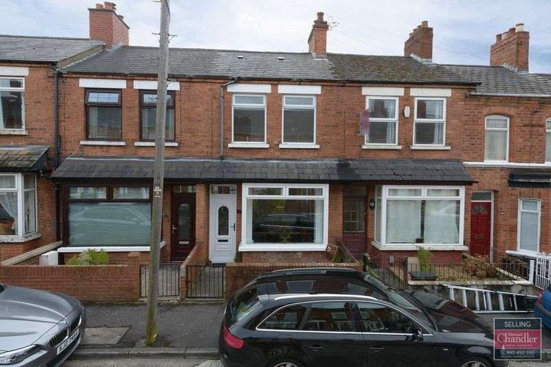 3 Bedrooms Terraced House for sale in 24 Brookland Street, Belfast, BT9 7FZ