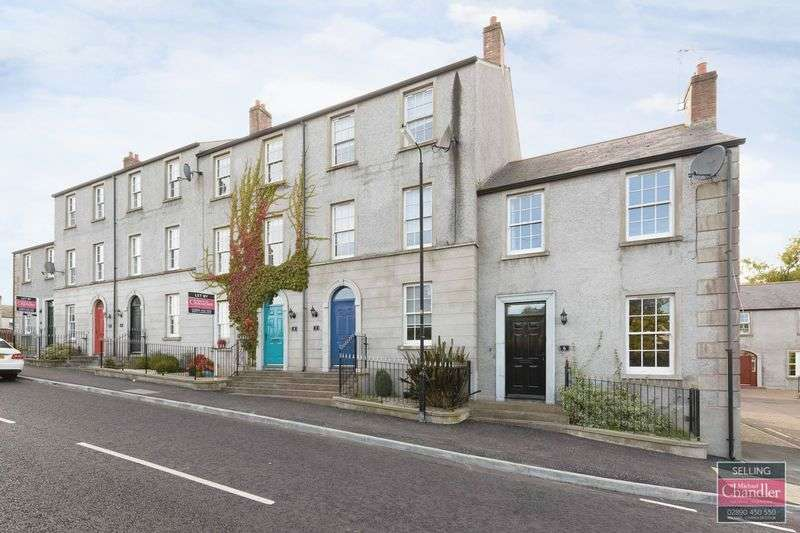 4 Bedrooms House for sale in 5 Tonaghneave Mews, Saintfield, BT24 7PL