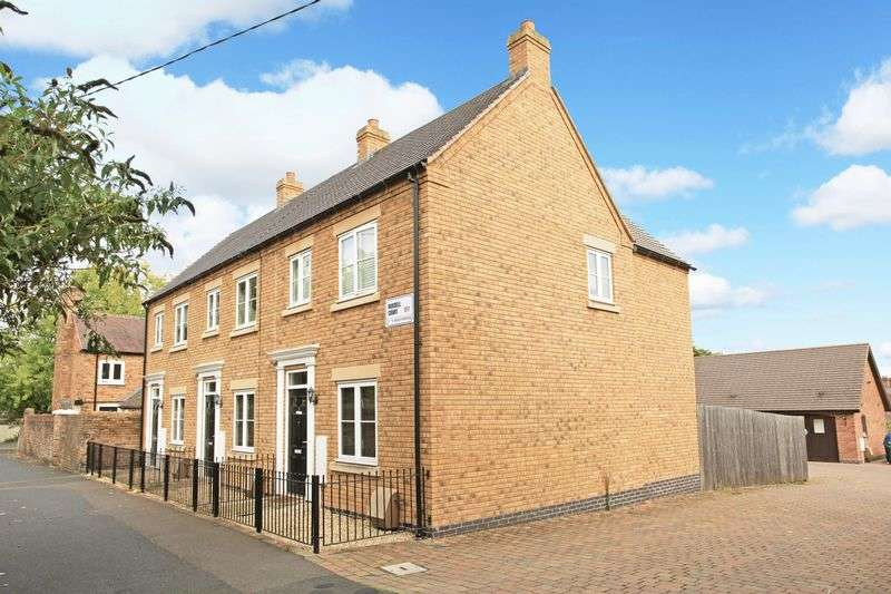 2 Bedrooms Terraced House for sale in Plot 3 Russel Court, Madeley, Telford, TF7 5FF