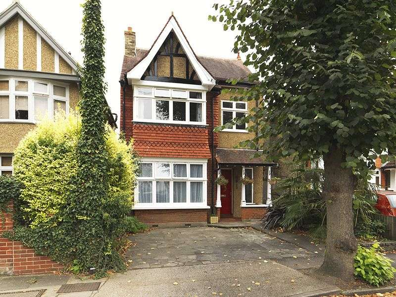 4 Bedrooms Detached House for sale in Milner Road, Kingston Upon Thames, KT1