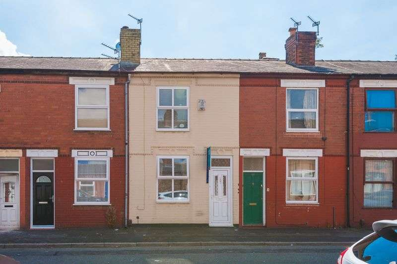 2 Bedrooms Terraced House for sale in Hume Street, Warrington
