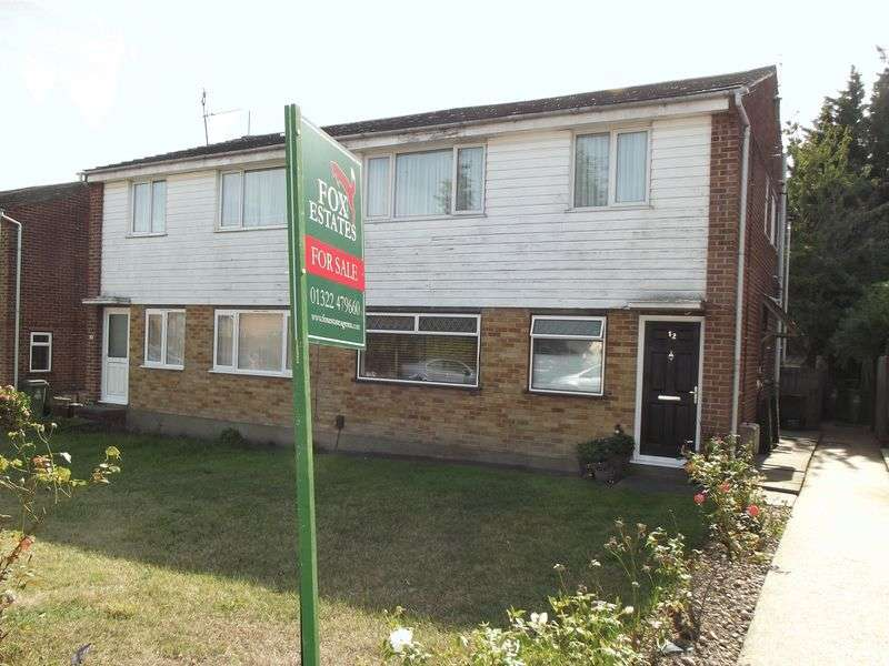 2 Bedrooms Flat for sale in Milford Close, London