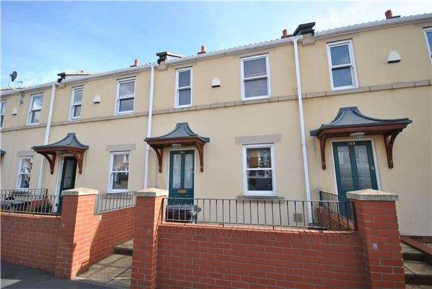 2 Bedrooms Terraced House for sale in British Road, Bedminster, Bristol, BS3 3DA