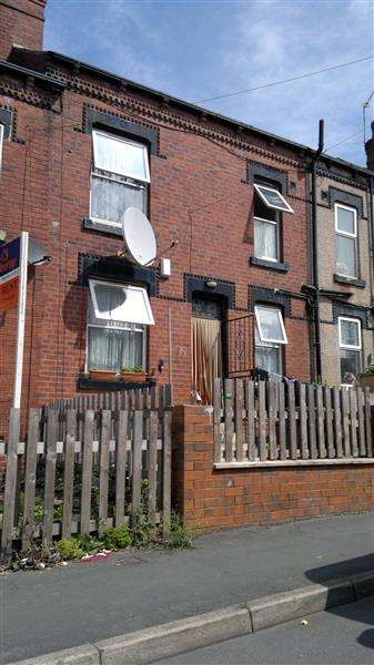 2 Bedrooms Terraced House for sale in Ashton Place, Leeds