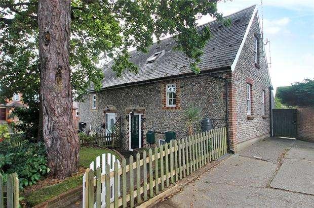 3 Bedrooms Semi Detached House for sale in The Art Barn, East Street, Littlehampton, West Sussex, BN17