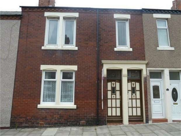 2 Bedrooms Flat for sale in Bewick Street, South Shields, Tyne and Wear