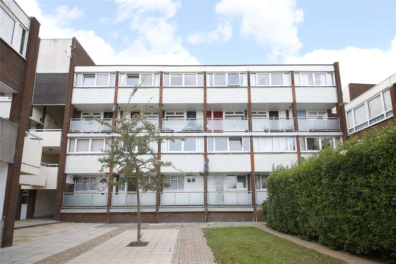 2 Bedrooms Apartment Flat for sale in Sylvan Road, London