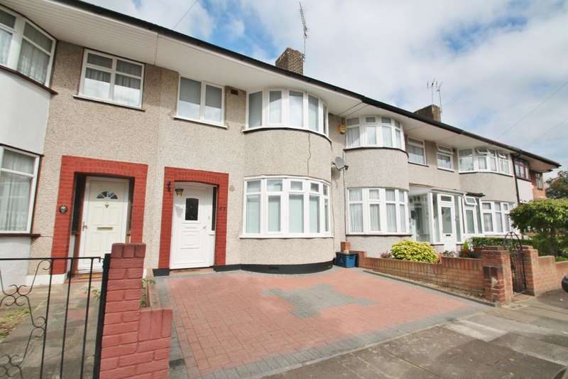 3 Bedrooms Terraced House for sale in MAYPOLE CRESCENT, HAINAULT