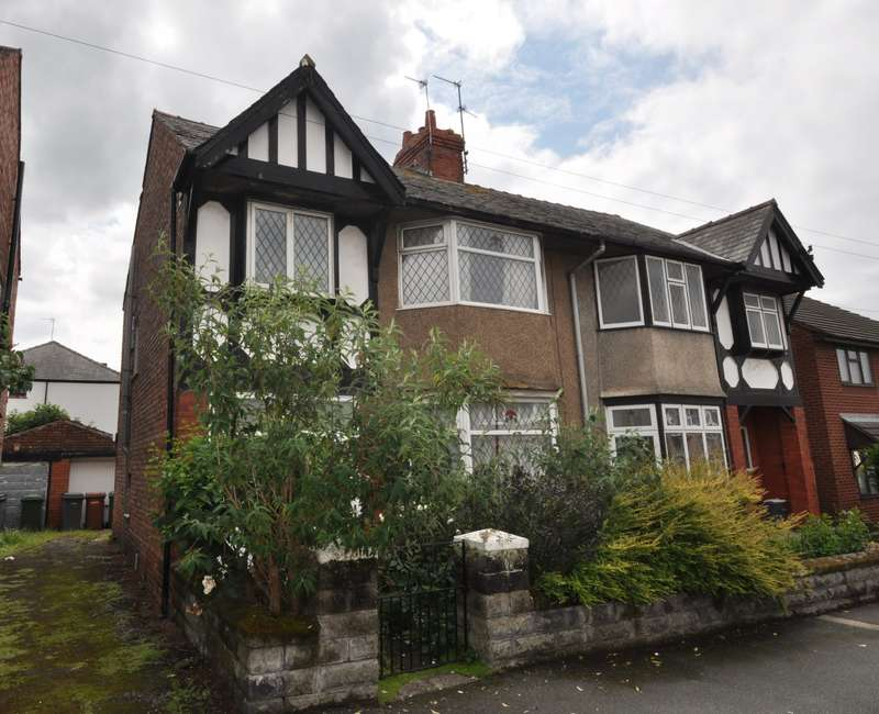 3 Bedrooms House for sale in Thorncliffe Road, Wallasey