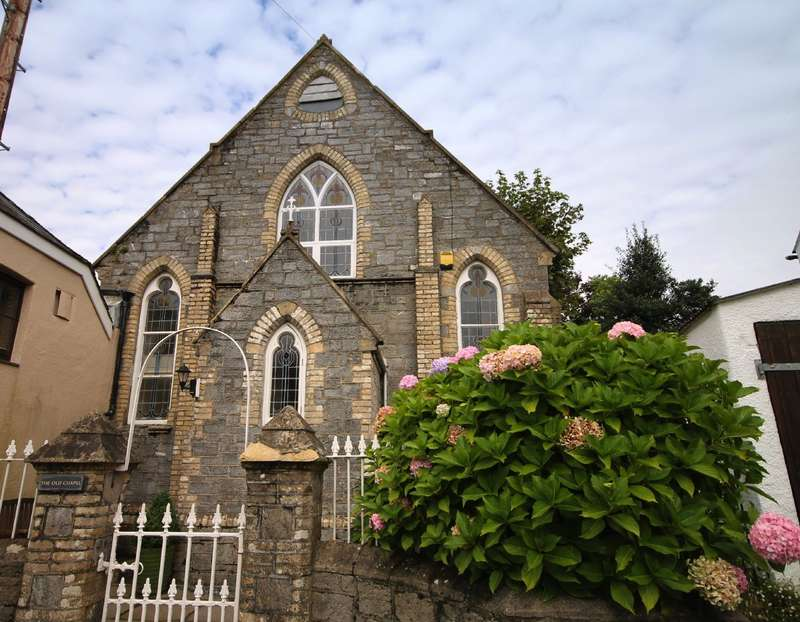 4 Bedrooms House for sale in The Old Chapel, Kingston, Kingsbridge