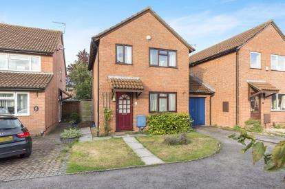 3 Bedrooms Link Detached House for sale in Timperley Way, Up Hatherley, Cheltenham, Gloucestershire