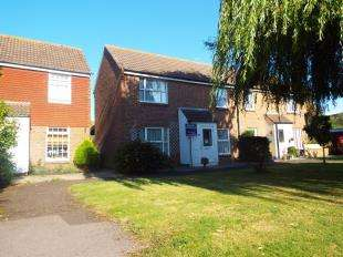 2 Bedrooms Semi Detached House for sale in St. Clares Gardens, North Bersted, Bognor Regis, West Sussex