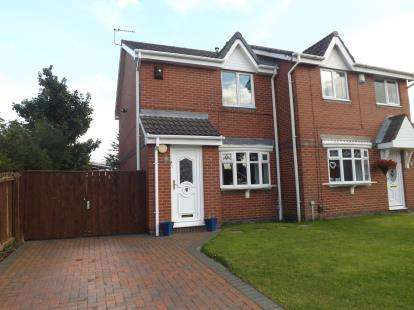 2 Bedrooms Semi Detached House for sale in South Dene, South Shields, Tyne and Wear, Tyne And Wear, NE34
