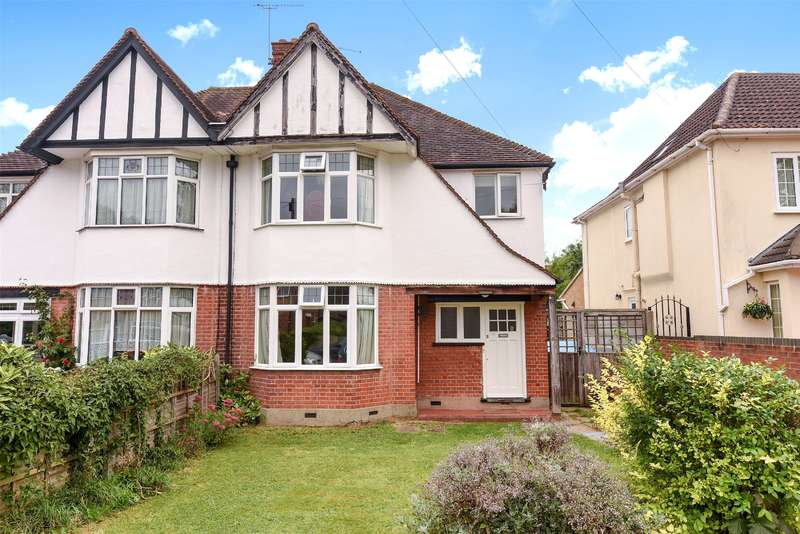 4 Bedrooms Semi Detached House for sale in Lime Grove, Ruislip, Middlesex, HA4