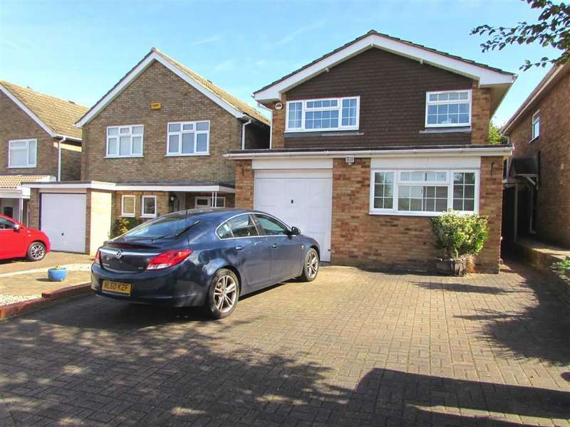 3 Bedrooms Property for sale in Lambs Close, Dunstable, Bedfordshire, LU5