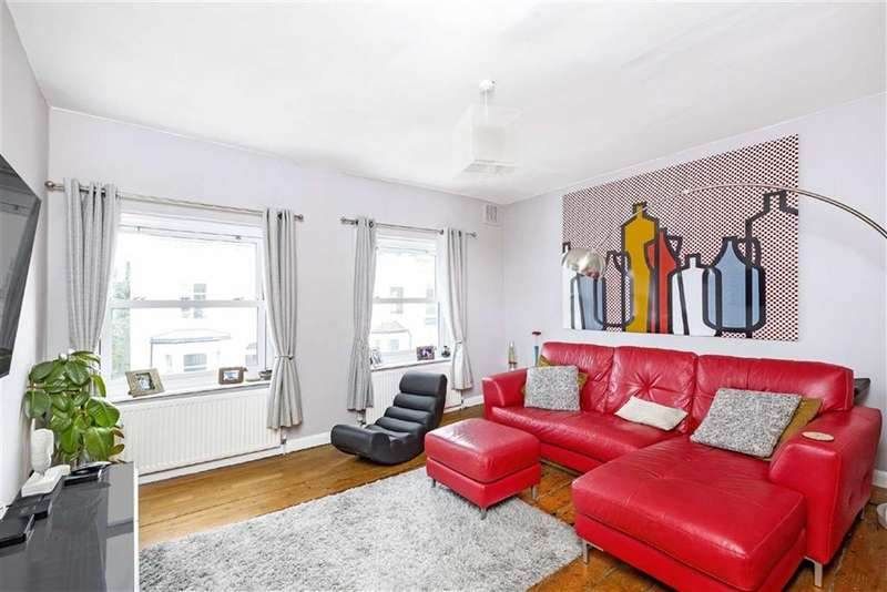 2 Bedrooms Flat for sale in Glendall Street, LONDON