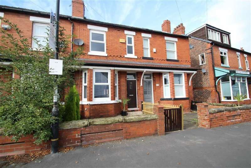 2 Bedrooms Property for sale in Stamford Park Road, Altrincham