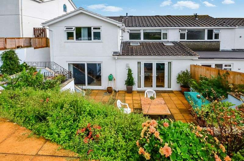4 Bedrooms Semi Detached House for sale in SUMMER LANE BRIXHAM