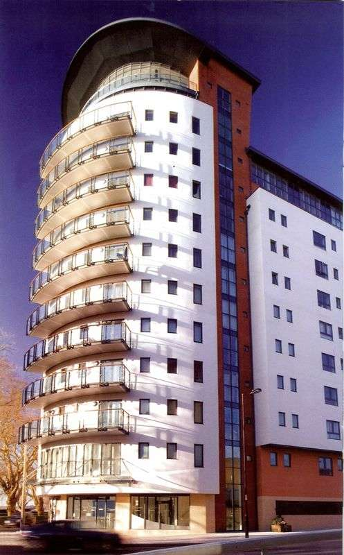 1 Bedroom Flat for sale in Lower Canal Walk, Southampton