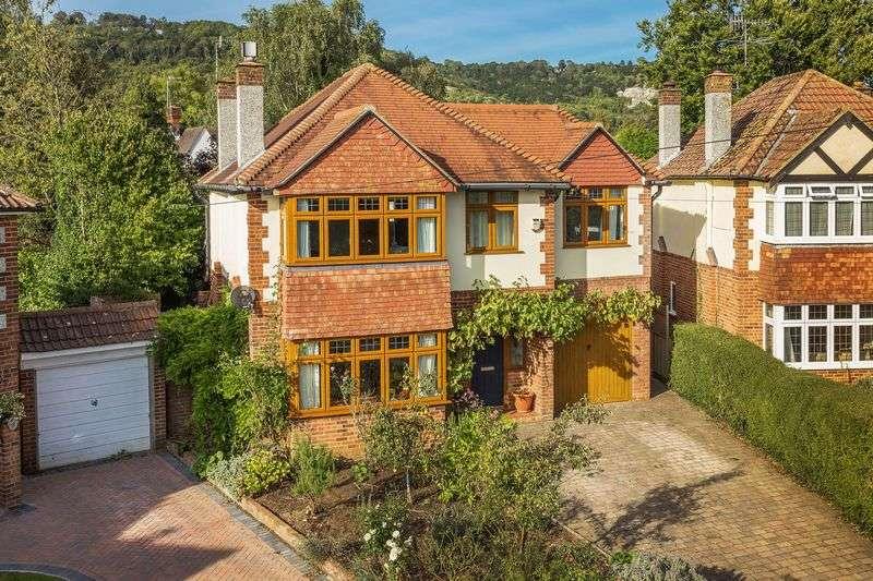 5 Bedrooms Detached House for sale in Brockham Village