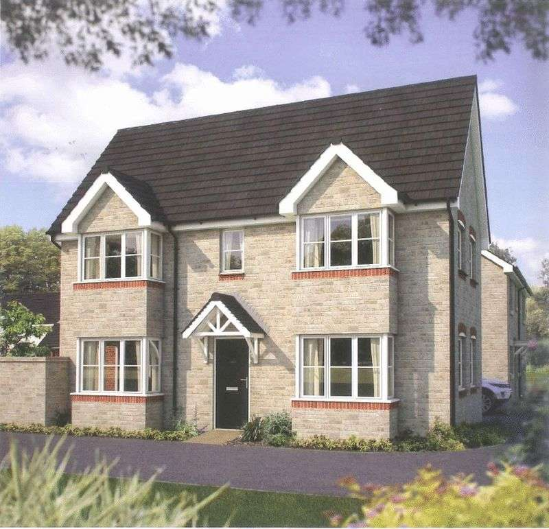 3 Bedrooms Detached House for sale in A brand new phase at Centurion View, Brockworth, Gloucester GL3 4FN