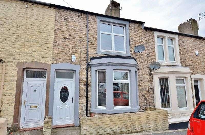 3 Bedrooms Terraced House for sale in Mason Street, Workington