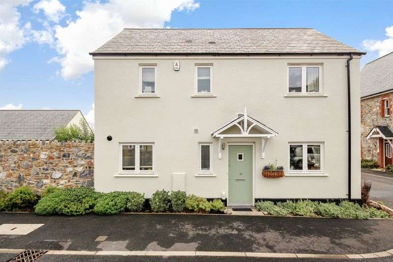 3 Bedrooms Semi Detached House for sale in STOKE GABRIEL
