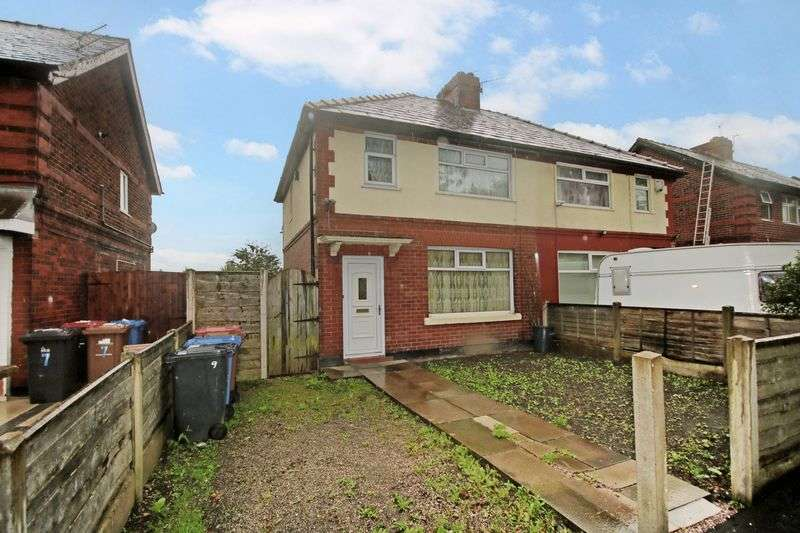 3 Bedrooms House for sale in Worsley Avenue, Walkden