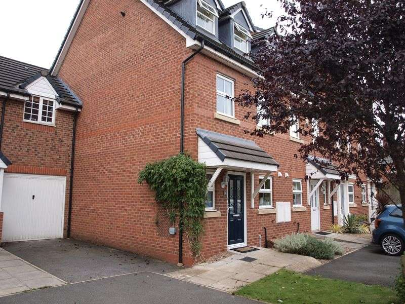 3 Bedrooms House for sale in Drillfield Road, Northwich, CW9 5HT