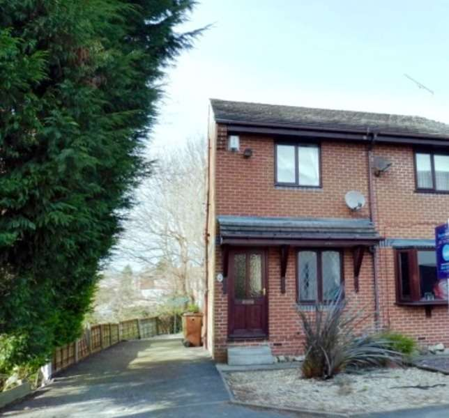2 Bedrooms Semi Detached House for sale in Hermon Road, Leeds, West Yorkshire, LS15
