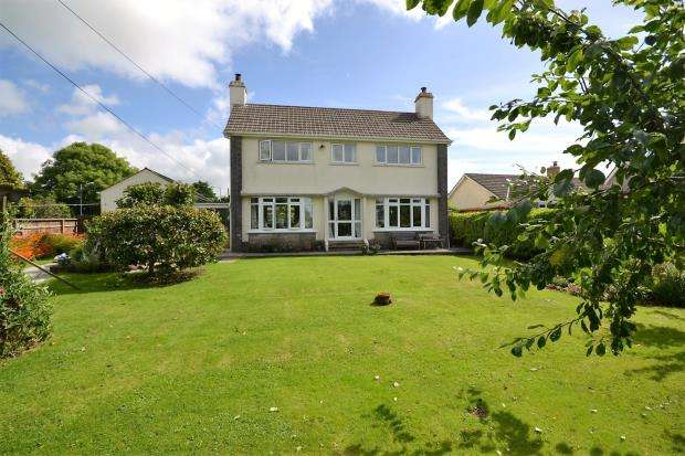 3 Bedrooms Detached House for sale in Winsor Estate, Pelynt, Looe, Cornwall