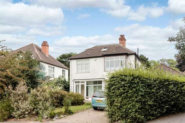 5 Bedrooms Detached House for sale in Kings Hall Road, Beckenham, Kent