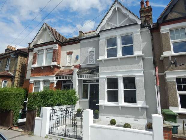 2 Bedrooms Terraced House for sale in Cambridge Road, Anerley, London
