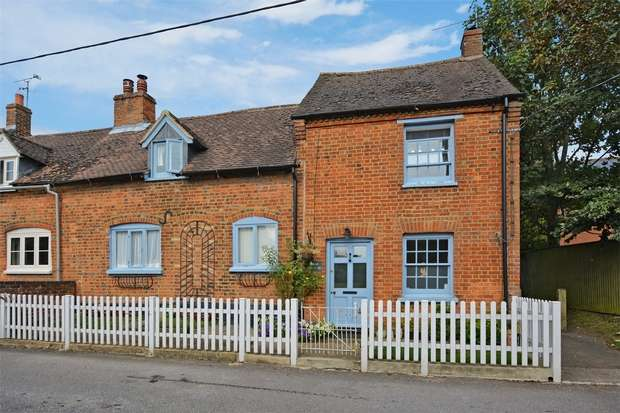 4 Bedrooms Cottage House for sale in High Street, Cublington, Buckinghamshire