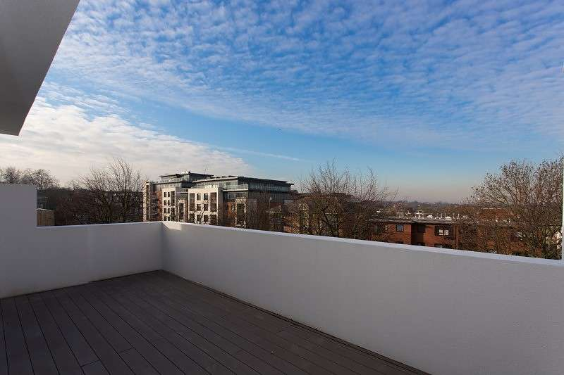 3 Bedrooms Penthouse Flat for sale in Putney Hill, Putney, SW15