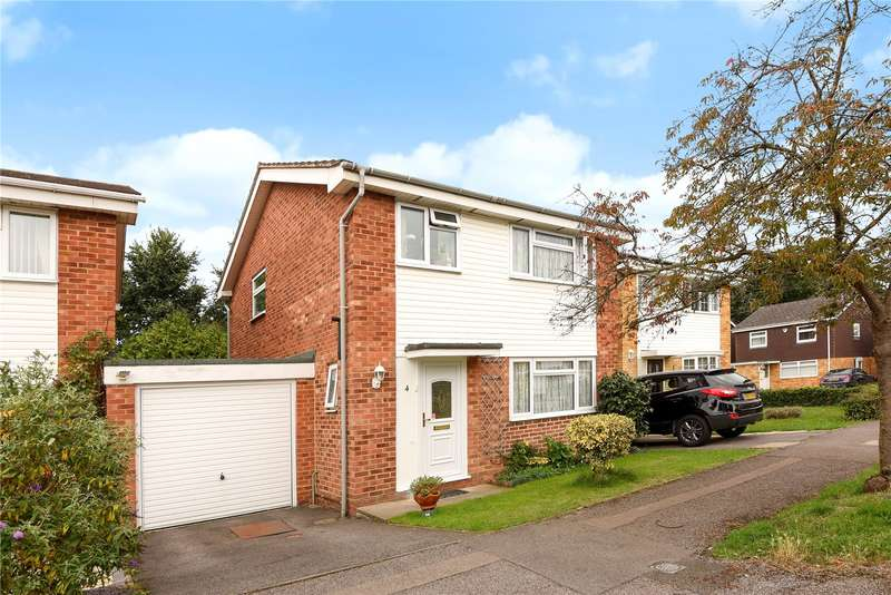 3 Bedrooms Link Detached House for sale in Delane Drive, Winnersh, Wokingham, Berkshire, RG41
