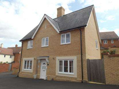 4 Bedrooms Detached House for sale in Salisbury, Wiltshire