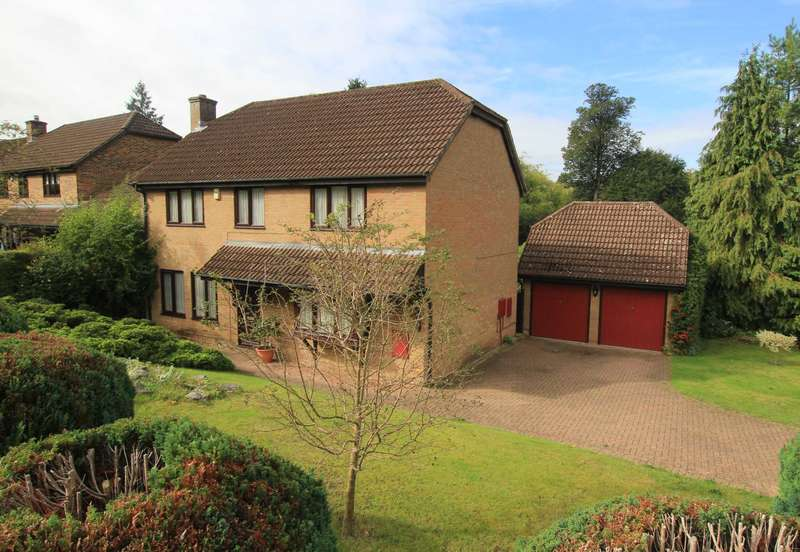 4 Bedrooms Detached House for sale in The Sycamores, Beechwood Park, Hemel Hempstead