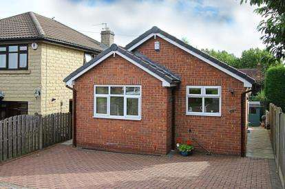2 Bedrooms Bungalow for sale in Errington Road, Chesterfield, Derbyshire